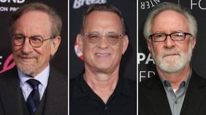 Steven Spielberg Tom Hanks Gary Goetzman
