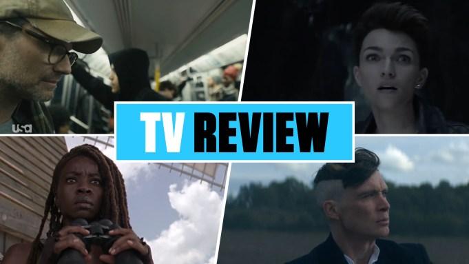 WATCH: Batwoman, Walking Dead, Mr. Robot