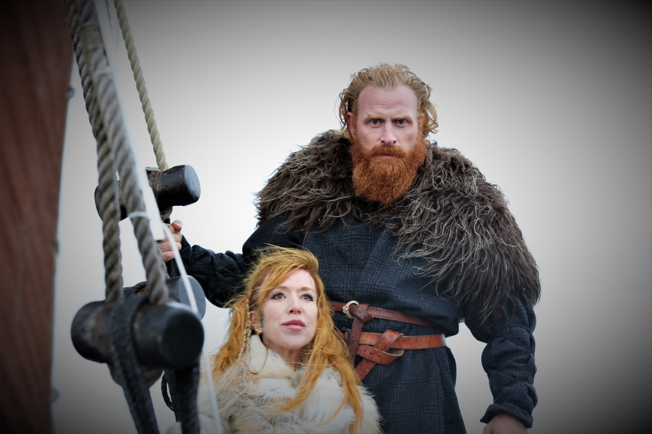Game Of Thrones Kristofer Hivju Takes On Vikings In Unscripted Copro Deadline