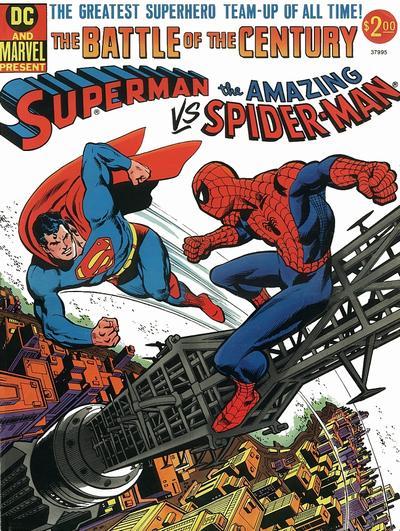Superman vs Spider-Man 1981