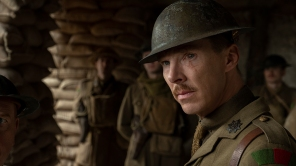 1917 Benedict Cumberbatch (Credit: Andrea Foster/NBCUniversal)
