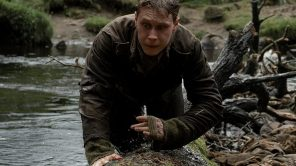 1917 George MacKay water scene. (Credit: Andrea Foster/NBCUniversal)