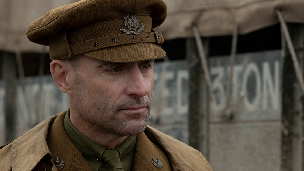 1917 Mark Strong (Credit: Andrea Foster/NBCUniversal)