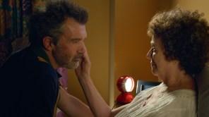 Antonio Banderas and Julieta Serrano in 'Pain & Glory'