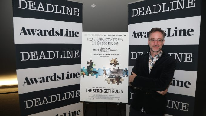 'The Serengeti Rules' director Nicolas Brown