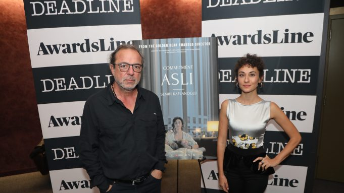 'Commitment' director Semih Kaplanoğlu with star