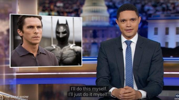 'Daily Show': Trevor Noah Has A