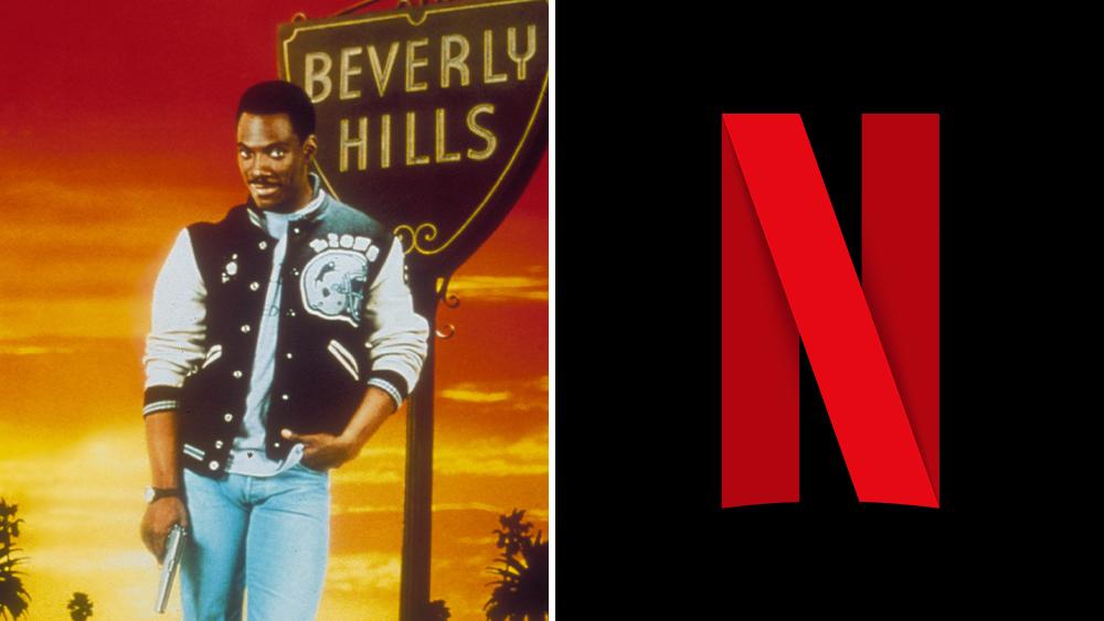Beverly Hills Cop Netflix