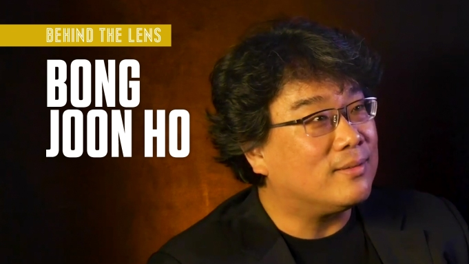 [WATCH] Bong Joon-Ho On 'Parasite' --