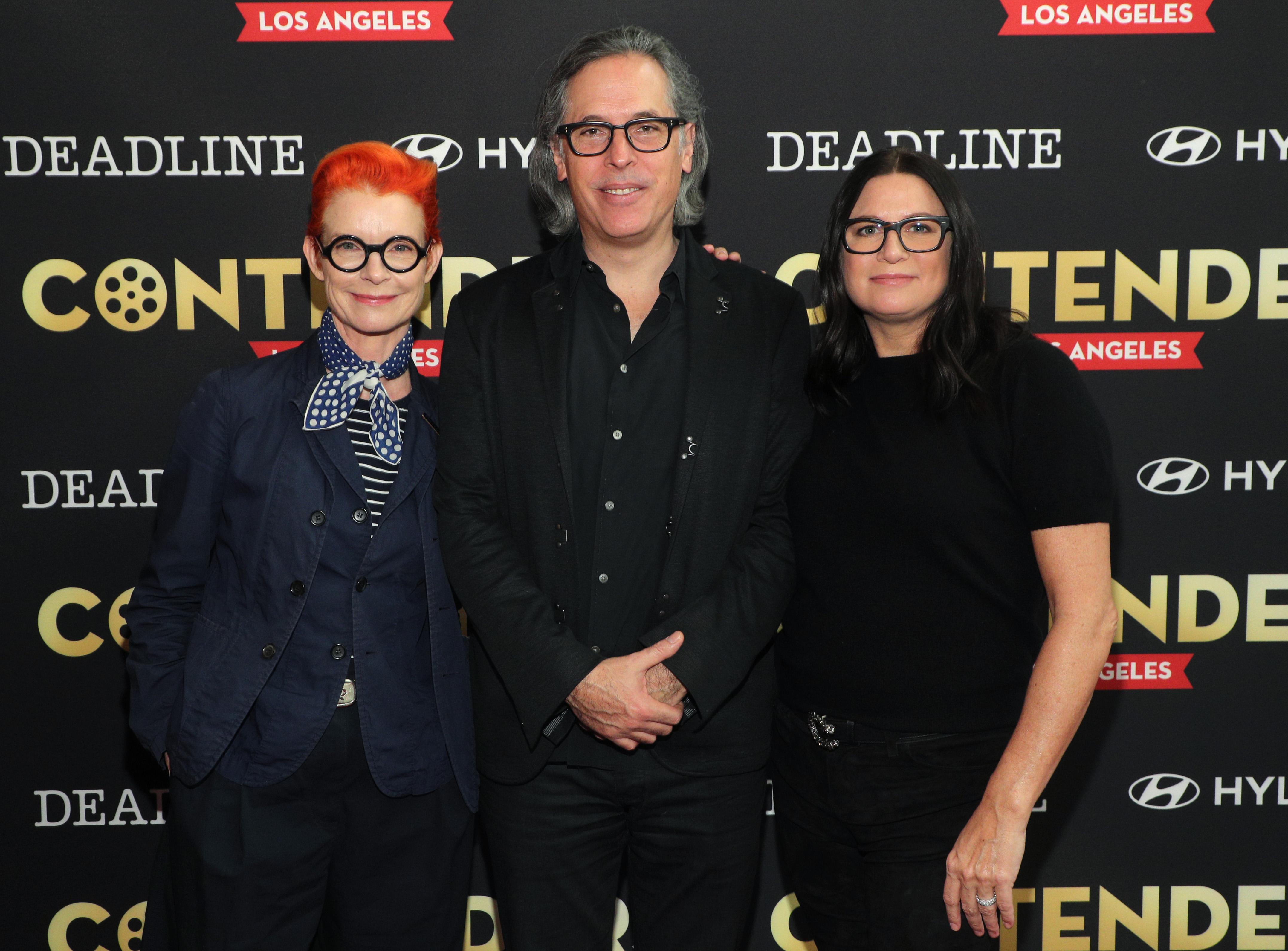 Sandy Powell, Emma Tillinger Koskoff and Rodrigo Prieto