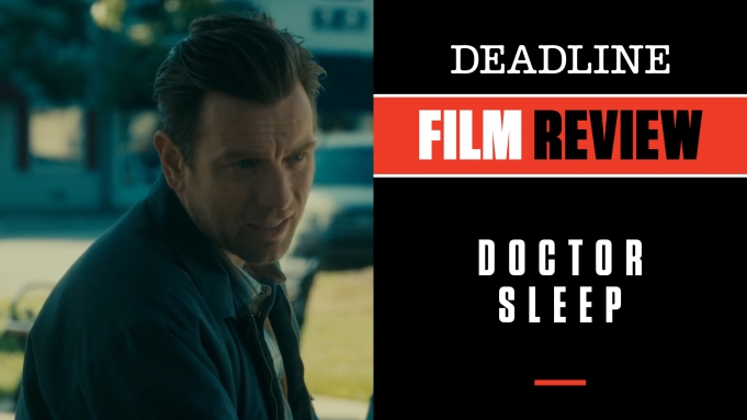 [WATCH] 'Doctor Sleep' Review: Ewan MacGregor