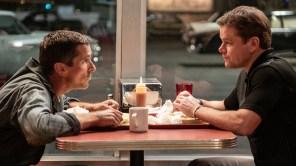 Christian Bale and Matt Damon in 'Ford v Ferrari'
