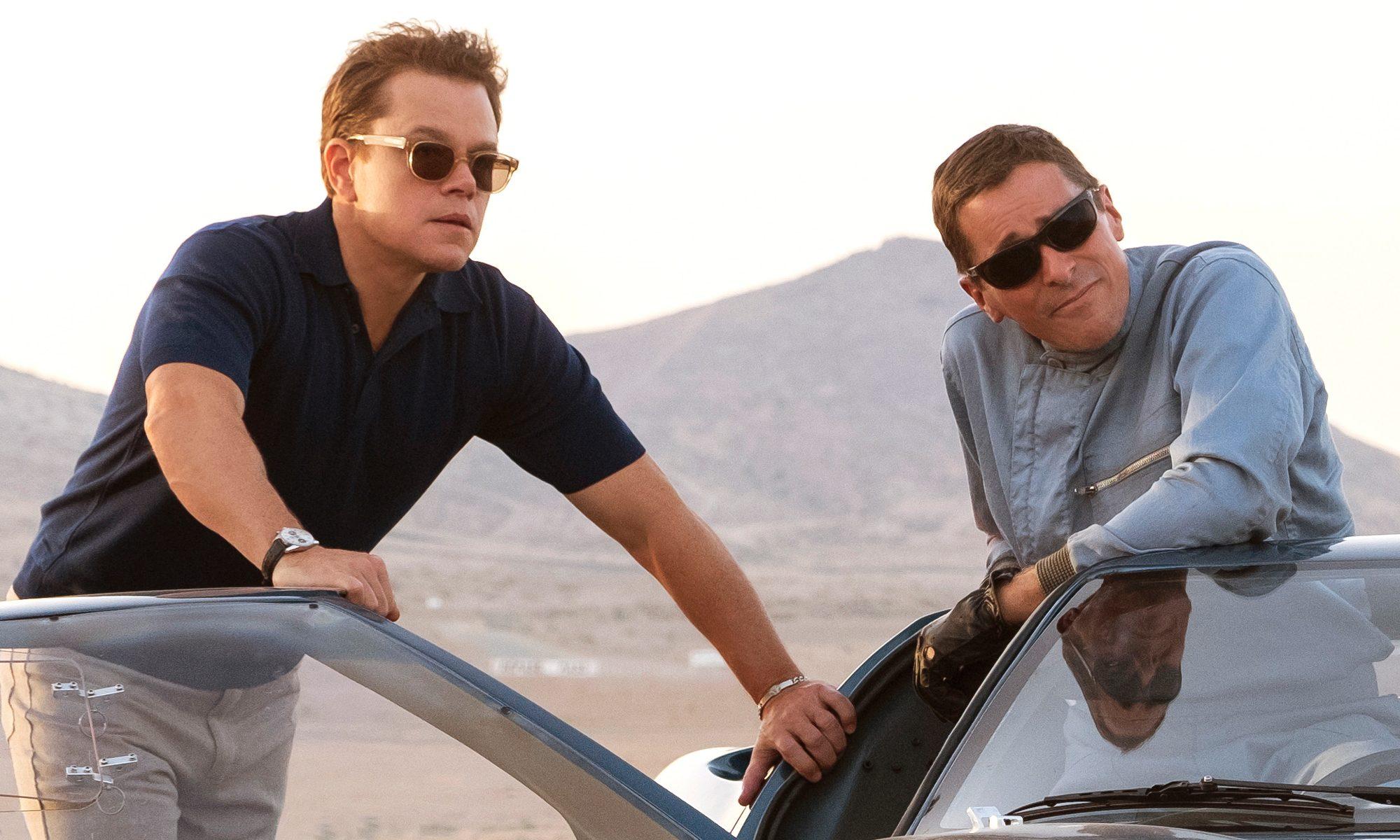 Read The Ford V Ferrari Script Racing Pic Stars Matt Damon And Christian Bale Deadline