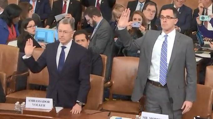 Impeachment Hearings Livestream: Alexander Vindman And