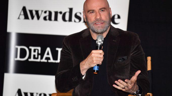 John Travolta Recalls His Trip Down