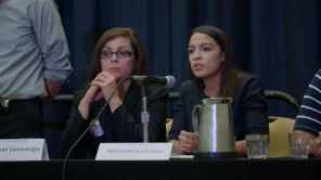Alexandria Ocasio-Cortez in 'Knock Down The House'