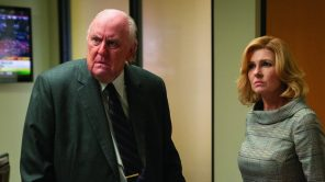 John Lithgow and Connie Britton in 'Bombshell'