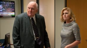 John Lithgow & Connie Britton in Bombshell
