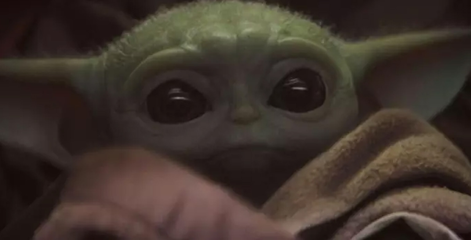 The Mandalorian Star Wars Disney+ Baby Yoda
