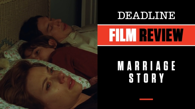 [WATCH] 'Marriage Story' Review: Adam Driver,