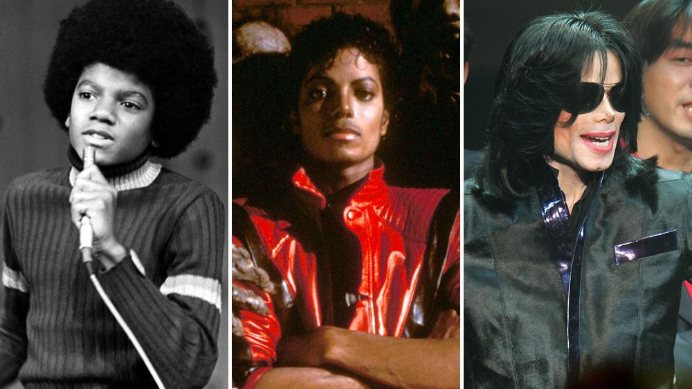 Michael Jackson Life