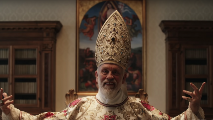 'The New Pope' Trailer: Malkovich Dons