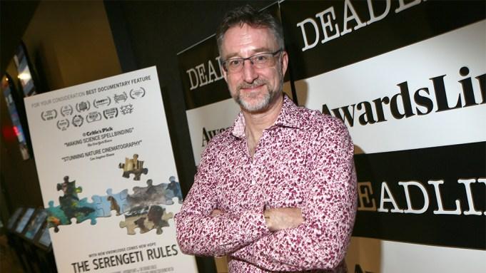'The Serengeti Rules': Director Nicolas Brown