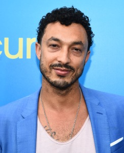Mandatory Credit: Photo by Michael Buckner/Variety/Shutterstock (8962032an) Wade Allain-Marcus 'Insecure' TV show block party, Arrivals, Los Angeles, USA - 15 Jul 2017
