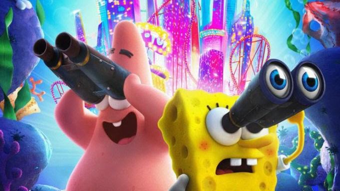 'The SpongeBob Movie' Trailer: Origin Story