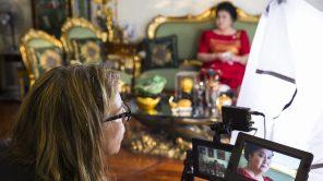 Imelda Marcos in Showtime documentary 'The Kingmaker'