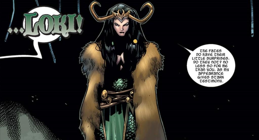 Loki Marvel Comics Thor