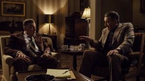 Al Pacino and Robert De Niro in 'The Irishman'