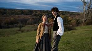 Saoirse Ronan and Timothée Chalamet in 'Little Women'