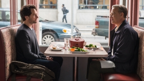 Matthew Rhys and Tom Hanks in 'A Beautiful Day in the Neighborhood'