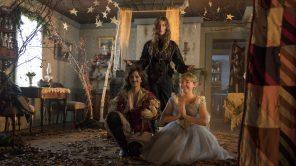 Saoirse Ronan, Florence Pugh, and Emma Watson in 'Little Women'