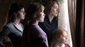 Emma Watson, Saoirse Ronan, Eliza Scanlen and Florence Pugh in 'Little Women'