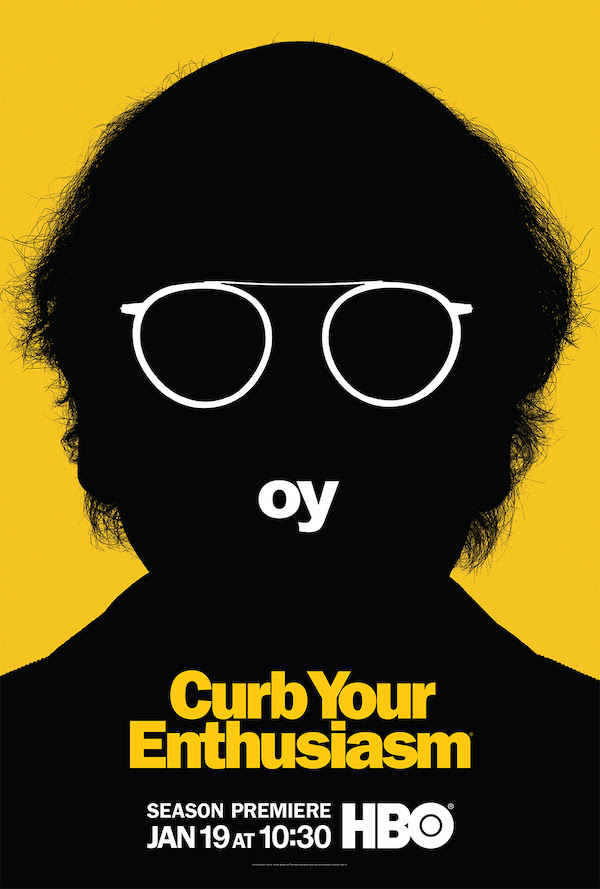 'Curb Your Enthusiasm' Season 10 premiere date and poster