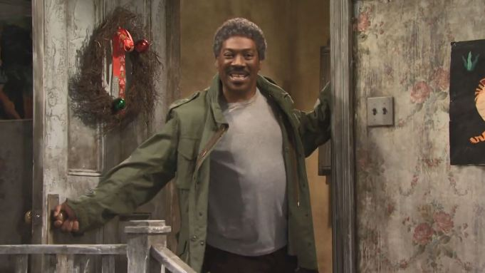 [WATCH] 'Saturday Night Live' Eddie Murphy: