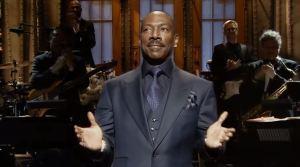 Eddie Murphy returns to 'Saturday Night Live'