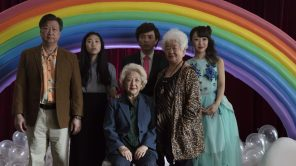 Awkwafina and Shuzhen Zhao in 'The Farewell'
