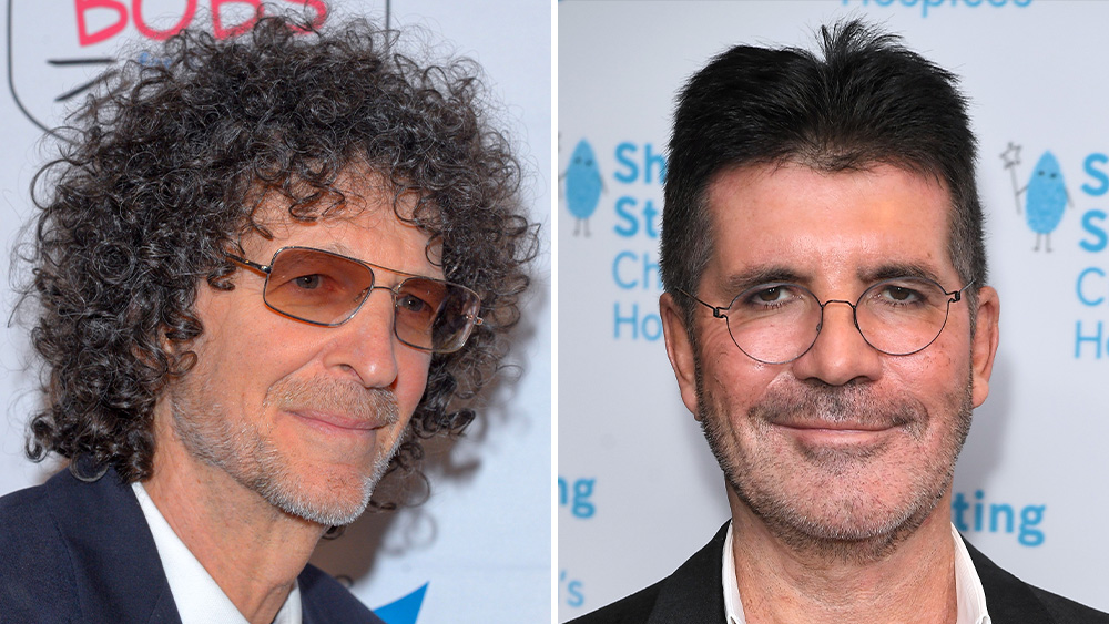 Howard Stern Blasts America S Got Talent Creator Simon Cowell Deadline