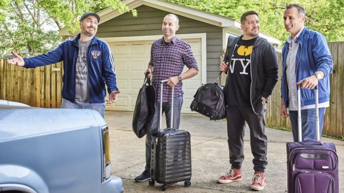 'Impractical Jokers: The Movie' Trailer: TruTV