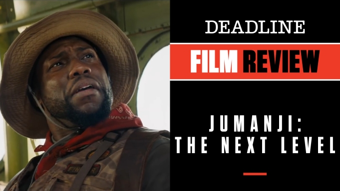 [WATCH] 'Jumanji: The Next Level' Review: