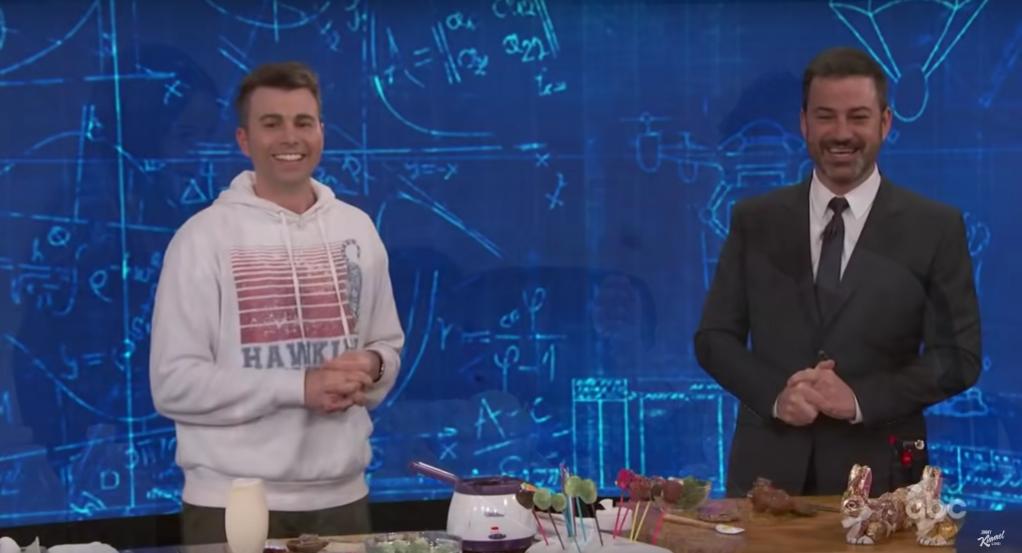 Jimmy Kimmel & YouTuber Mark Rober To Host Livestream Fundraiser To Support NEXT For Autism.jpg