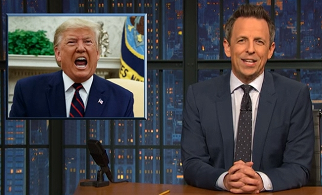 Late Night With Seth Meyers on