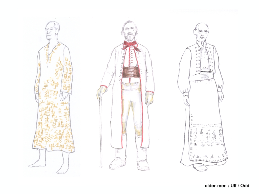 'Midsommar' costume concept