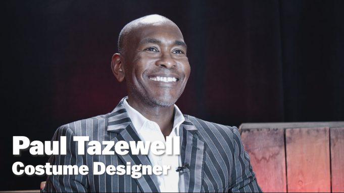 'Harriet' costume designer Paul Tazewell