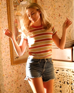 Margot Robbie in Once Upon a Time... in Hollywood