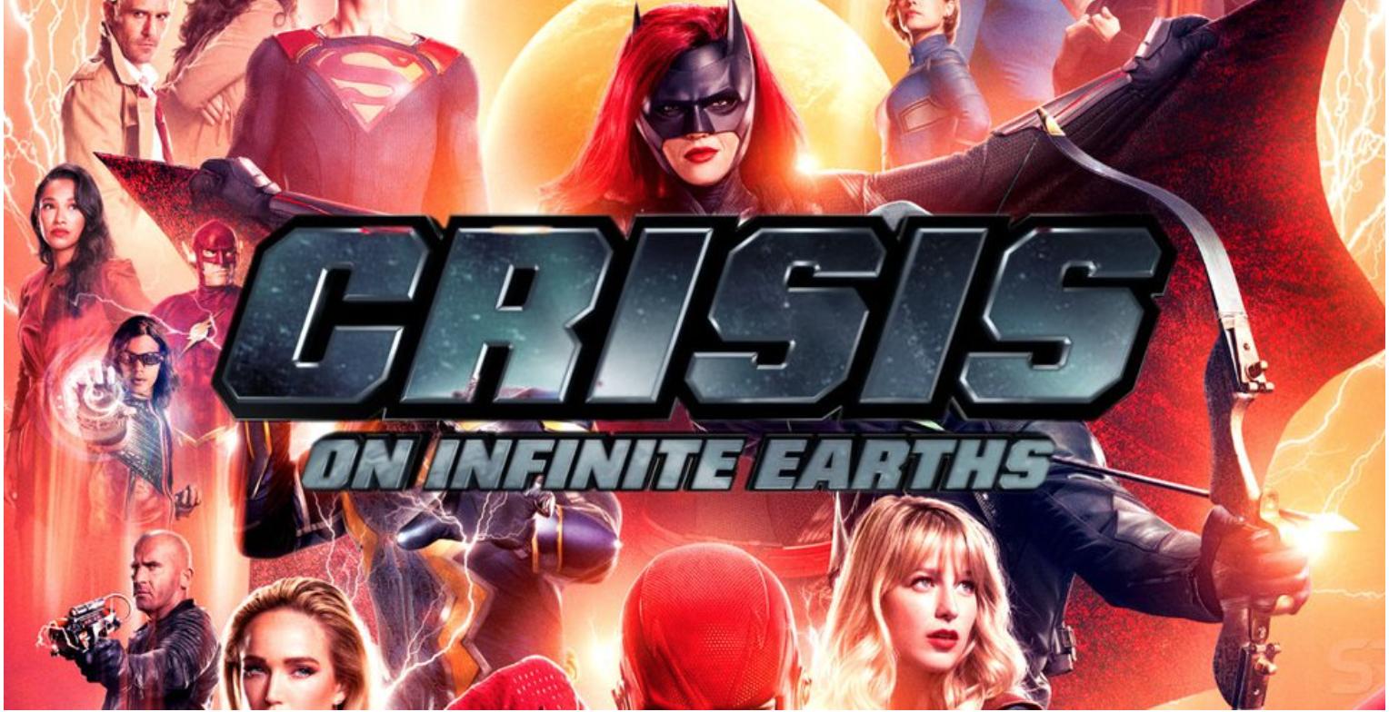 Crisis On Infinite Earths Cw S Historic Superhero Crossover Begins Deadline