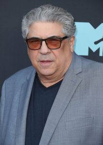 Mandatory Credit: Photo by John Photography/Shutterstock (10372518cf) Vincent Pastore MTV Video Music Awards, Arrivals, Prudential Center, New Jersey, USA - 26 Aug 2019